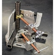 3 Axis Welding Clamp