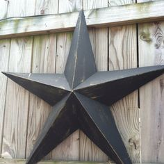 Barn star. Have several of these. Easily painted.