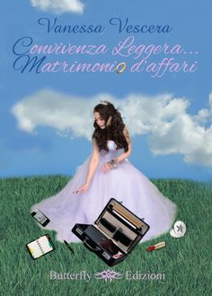 """Convivenza leggera... matrimonio d'affari già il titolo mi attira e quindi infilo, di diritto, anche questo libro tra i miei """"desiderati""""! :)"""