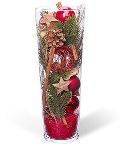 Die 22 besten bilder von glasvasen dekorieren flower - Bodenvasen dekorieren weihnachten ...