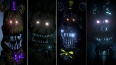 Five Nights At Freddy's 4 Remake Freddy Fazbear, Pokemon Fusion, Sailor Mars, Five Nights At Freddy's, Super Smash Bros, Homestuck, Pokemon Cards, Digimon, Fnaf