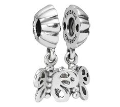 Pandora Friends Forever Butterfly Dangle Charm 790531