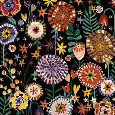 'Pop Flowers' by Brie Harrison (A490)