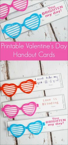 Allergy friendly Valentine Printable that your kids are going to love handing out to their friends