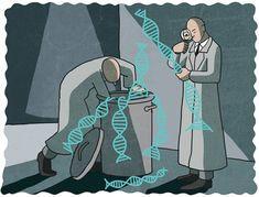 Time to trash 'junk DNA' – Pique My Interest Science Cartoons, Science Books, Dna, Evolution, Concept, Pique, Gout
