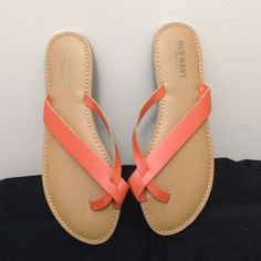 7d9e3ede410 Brand New Coral Sandals! Nwot Coral Sandals