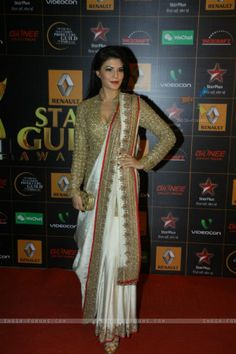 Jan, 14: Jacqueline Fernandes at the 9th Star Guild Awards
