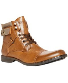 Madden Men's Shoes, Kooper Boots - All Men's Shoes - Men - Macy's