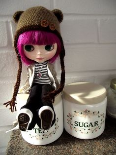 A Hat For Blythe