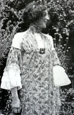 Flöge, Attersee 1906