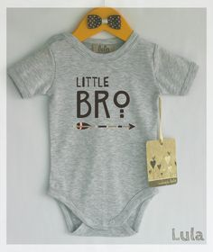 1cbdb2126 Little brother baby boy clothes. Baby brother bodysuit. Baby boy cute  clothes. Modern baby clothes
