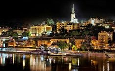 """Belgrade, Serbia - Translated as """"the White City,"""" Belgrade is the capital and largest city of Serbia. Home to 1.34 million people, the city has numerous historical buildings that are among its premier tourist attractions. Belgrade is also popular among young travelers as it has a reputation for offering a vibrant nightlife as well as many extreme sports such as bungee jumping and water skiing."""