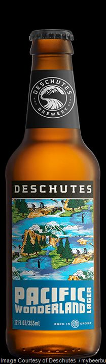 mybeerbuzz.com - Bringing Good Beers & Good People Together...: Deschutes Brewery Releases New Year-Round Lager: P...