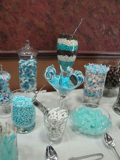 Candy bar blue