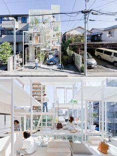 50 Exemples de l'incroyable Architecture japonaise moderne (4)