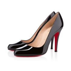 All You Need is Love And Christian Louboutin Decollete 868 100mm Pumps Black EAI!