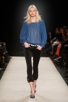 On the Catwalk: Weekend style ideas - Marie Claire - UK - Autumn/Winter 2012