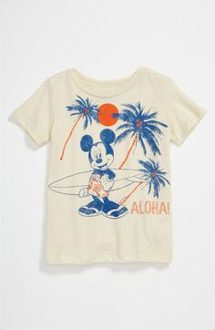 Aloha! Get your summer T on! Mighty Fine T-Shirt (Toddler) available at #Nordstrom