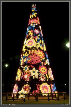 Calles Madrid ( Iluminación Navideña ) -