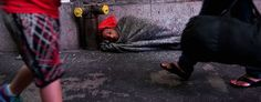 Record number of homeless in New York City (Getty Images)