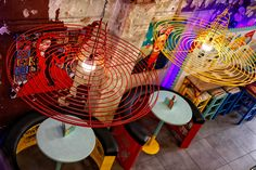 Hola Mexicana, Mexican street food restaurant design Thessaloniki, Greece