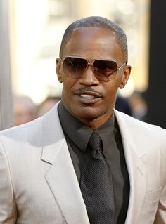 Jamie Foxx ~ 20 Best Dressed Men in Hollywood | Fox News Magazine