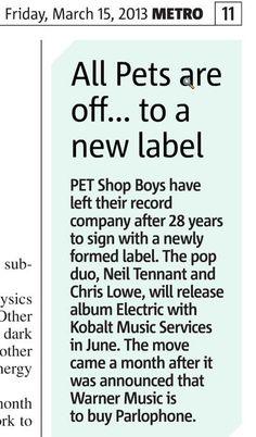 The Day Kobalt Music went mainstream