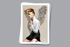 illustration + image