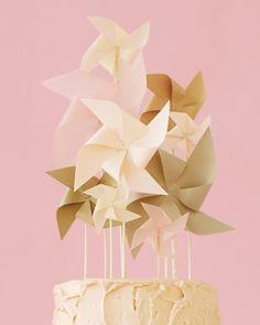This pinwheel cake t