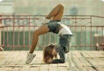 so gymnastic!! <3