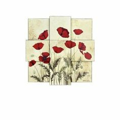 Poppies Wall Decor by Style Craft. $106.99. Make:. Model:. Year:. WI5-1008-DS Features: -Wall decor.-3-D art.-Convenient attached hanging hooks. Color/Finish: -Beautifully colored paper.