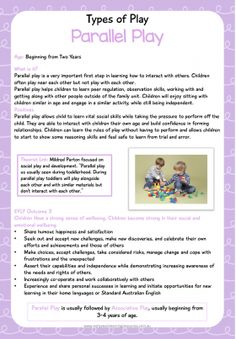 / Signs :: Types of Play EYLF ResourceHome :: Posters / Signs :: Types of Play EYLF Resource Posters / Signs :: Types of Play EYLF Resource Learning Through Play Poster Set by Early Years Learning Resources Early Education, Early Childhood Education, Primary Education, Eylf Learning Outcomes, Learning Resources, Learning Quotes, Teaching Tips, Education Quotes, Learning Stories Examples