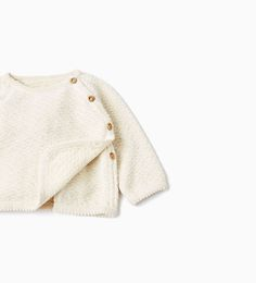 SILK COTTON SET-KNITWEAR-MINI | 0-12 months-KIDS | ZARA United Kingdom
