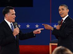 The second presidential debate, The Town Hall Debate accepted questions from swing voters in the audience. This debate was the prime opportunity for Obama to retaliate from the first debate. He came off as aggressive, and Romney was off his game, and even failed to win points on a Benghazi question that he should have easily won. Romney's performance was mild compared to his first debate.