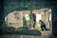 factory ❘❙❚ levitation ; toonzshop ; plazmaLab ; alternatif couple ; chaos ; abandoned place