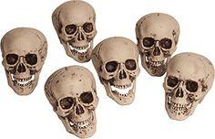 Deluxe Halloween Bag of Skulls ~ 6 Skulls with Moveable J... https://www.amazon.com/dp/B01LY07EM3/ref=cm_sw_r_pi_dp_x_qTfhAbB5WWS76