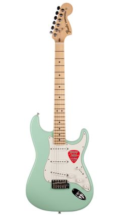 American Special Series Strat (Surf Green)