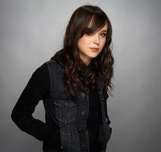Ellen Page scrumptiously squeezable