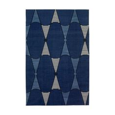 Navy Jambo Cotton Carpet
