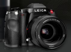 Leica S2 (2008) - DSLR Medium Format Camera