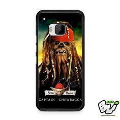 Captain Chewbacca Star Wars HTC One M9 Case