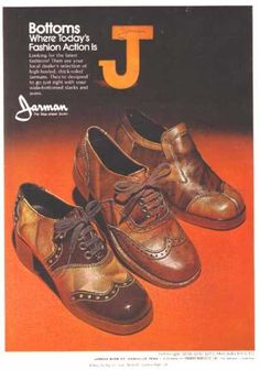 1973. Dear God, let me stumble on a pair like that top one in my size. We'll host an Anchorman party.