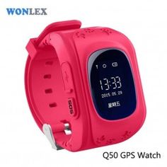 lowest price smart gps kid watch with history routing record and electronics fence function developed for children safety Teen Watches, Sport Watches, Digital Watch, Quartz Crystal, Q50, Crystals, Luxury, Lady, Boys