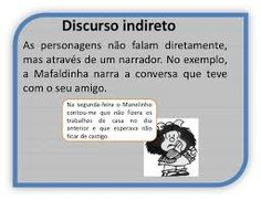 Resultado de imagem para discurso direto e indireto para 4º ano Indirect Speech, Study Notes, Mind Maps, Children's Literature, School