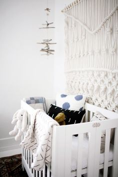 babyletto Origami Mini Crib - From Kitchen Dwelling to Baby Nook.source