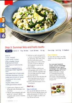 Recipes from Cambridge Weight Plan. http://www.cambridgeweightplan.com/consultants/19224/1/laurence-b