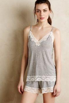 #Farbbberatung #Stilberatung #Farbenreich mit www.farben-reich.com Flora Nikrooz Laceline Cami=perfect summer sleepwear