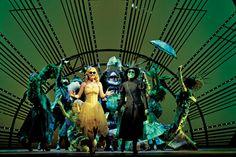 Wicked starring Lucy Durack & Amanda Harrison [2009 Melbourne & 2011 Brisbane] - WICKED - The Broadway Musical - Australia