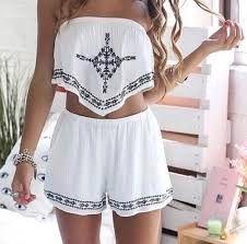 Resultado de imagem para outfit summer