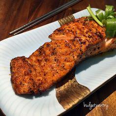 Airfried Cajun Salmon Recipe on Yummly. @yummly #recipe